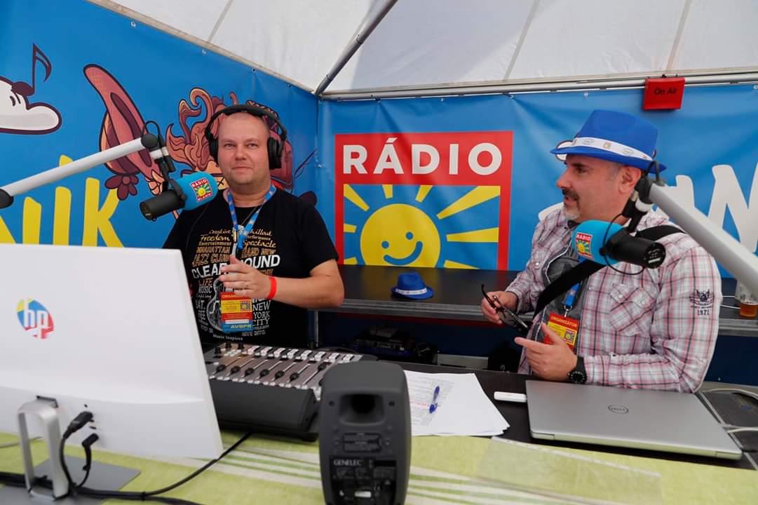 Rádio Blaník Konopiště 2019