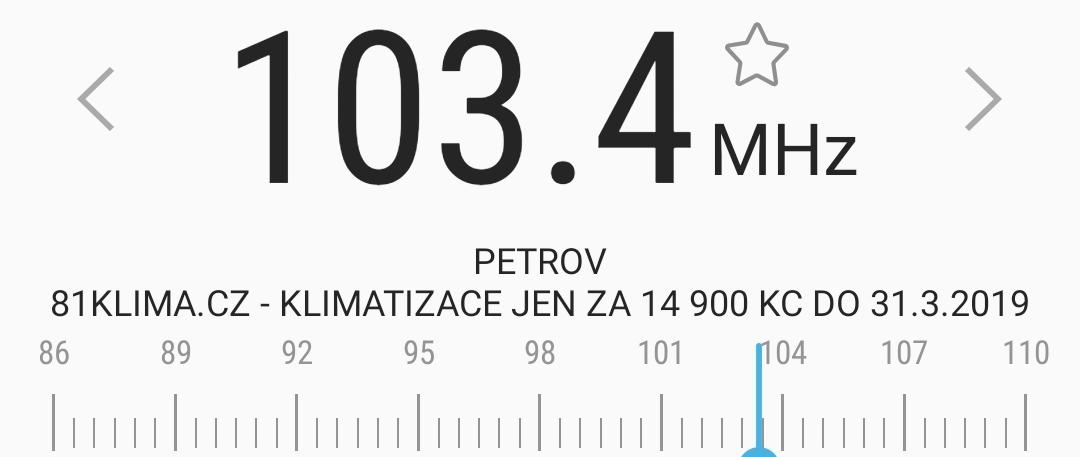 Rádio Petrov 103,4 RDS