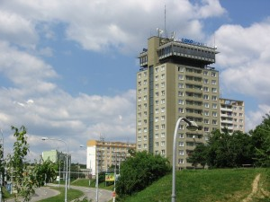 Brno - Kohoutovice, Voříškova - Radio Hey! Brno 96,8