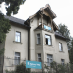 Český rozhlas Karlovy Vary. Zdroj: Mapy.cz