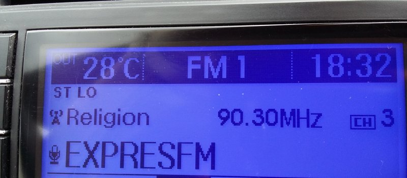 Expres FM RDS PTY Religion