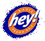 Radio Hey! Praha - původní logo 2003