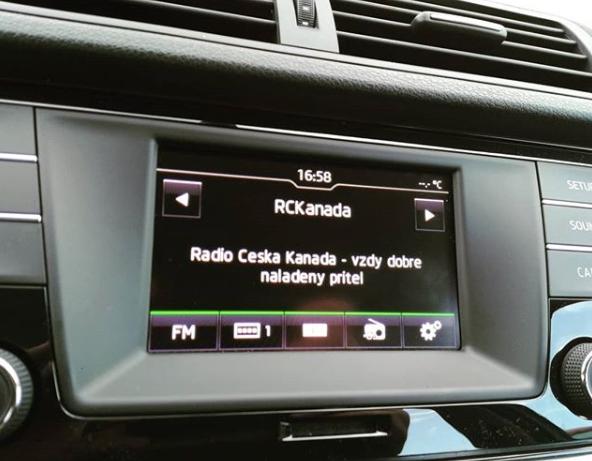 Rádio Česká Kanada RDS