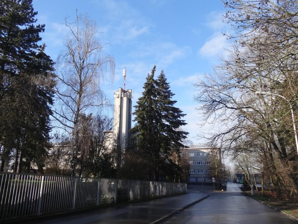 FM vysílač Brno - Barvičova 100,8 MHz - Hitrádio Magic Brno