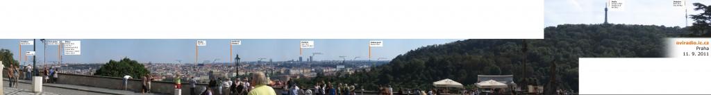 Hradní rozhlasové panorama 2011