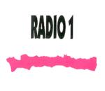 Radio 1 91,9 Praha logo 1991