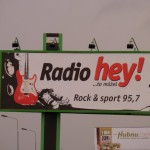 Radio Hey! - Rock & sport