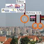 Radiopanorama 2010 - přehled všech FM vysílačů v Praze