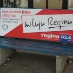 Český rozhlas Regina - Miluju Reginu