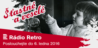 Rádio Retro Šťastné a veselé. Zdroj: www.rozhlas.cz