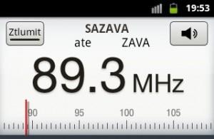 Rádio Sázava 89,3 FM