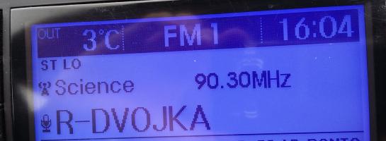ČRo Dvojka 90,3 FM Klatovy