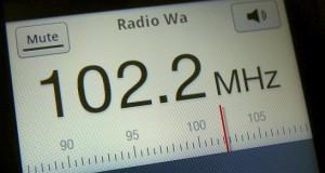 Radio Wave 102,2 FM UPC Praha